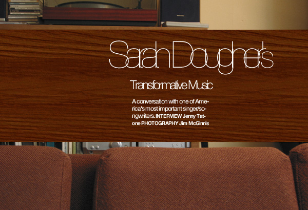 Sarah Dougher's Transformative Music